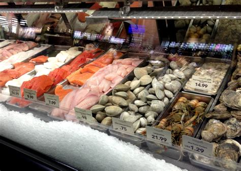 seafood section the best chicago seafood for meatless recipes sarah rae