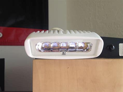 spreader lights for t top lumitec caprera2 and capri2 2 color led spreader lights
