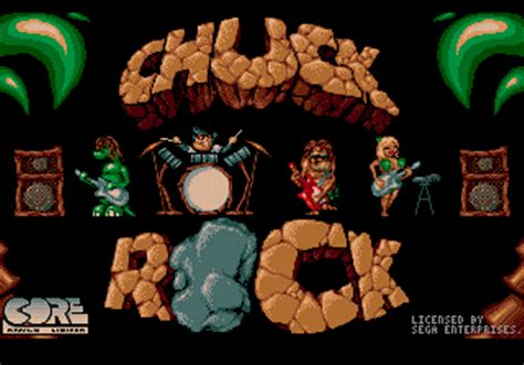 emuparadise vectrex chuck rock ii son of chuck sega cd game