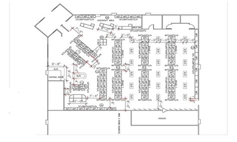 liquor store floor plans liquor store fixtures displays liquor store design