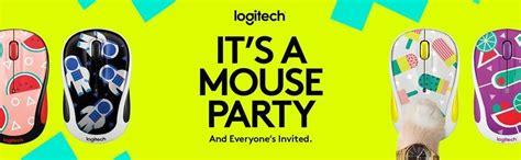 logitech m238 quot collection quot wireless mouse toucan