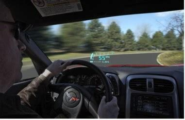 mustang heads up display 2011 ford focus mini review design build play