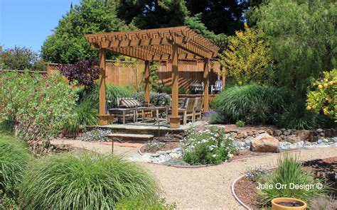 california backyards california native plants julie orr design