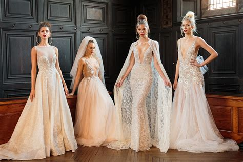 Wedding Fashion by Our Favorite Dresses From Bridal Fashion Week Fall 2017