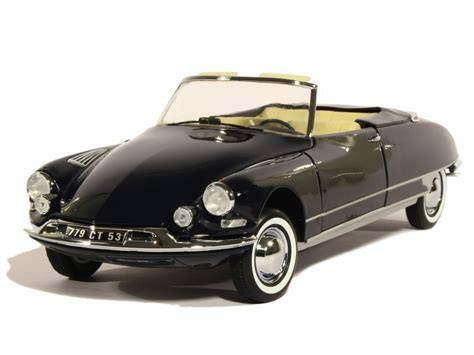 Citroen Ds19 by Norev Citro 235 N Ds19 Cabriolet 1961 1 18 Ebay