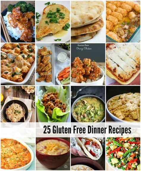 25 easy dinner recipes 25 gluten free dinner recipes the idea room