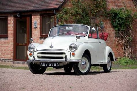 of jaguar freeics 1967 drive a morris minor convertible in the cotswolds for