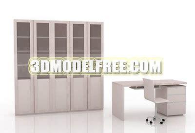 schreibtische mömax b 168 185 cherschrank schreibtisch 3d model portfolio 3d model