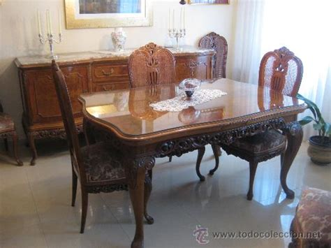 muebles comedor en nogal de la firma mariano ga comprar