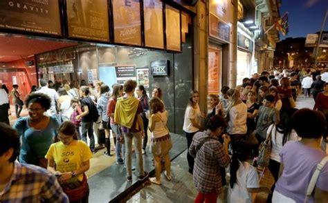 precio de entradas de cine yelmo los cines yelmo y cinesa buscan nuevos espectadores con