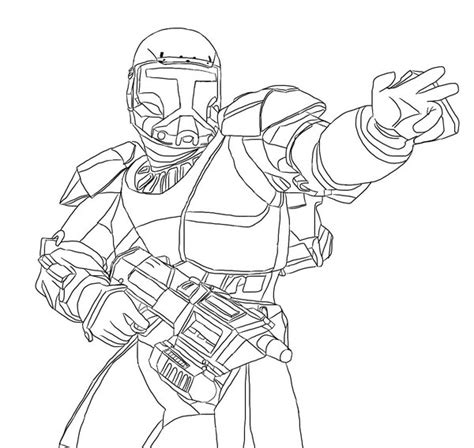 arc trooper coloring pages arc clone trooper coloring pages coloring pages