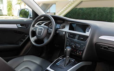 Audi A4 Interior 2013 by 2012 Audi A4 Interior Photo 3