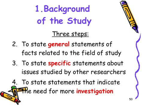 How To Make Background Of The Study In Research Paper - how to make background of the study sle background ideas