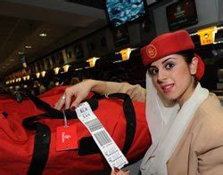 emirates baggage tracker photo story heathrow terminal 3 rfid trial