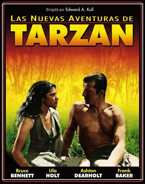 las asombrosas aventuras de las nuevas aventuras de tarzan the new adventures of tarzan 1935 full movie spanish cinetel