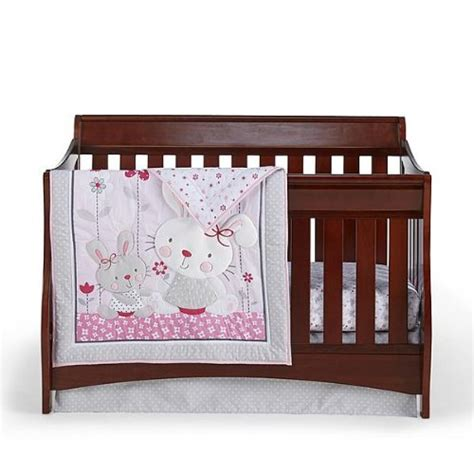 Bunny Crib Bedding Cuddletime Bunny Baby Bedding Collection Baby Bedding And Accessories