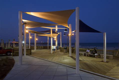awning lighting ideas fabric shade canopy home decorating ideas
