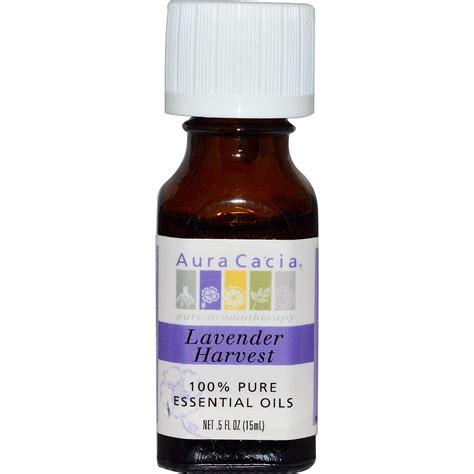 Essential Oils by Aura Cacia 100 Essential Oils Lavender Harvest 0