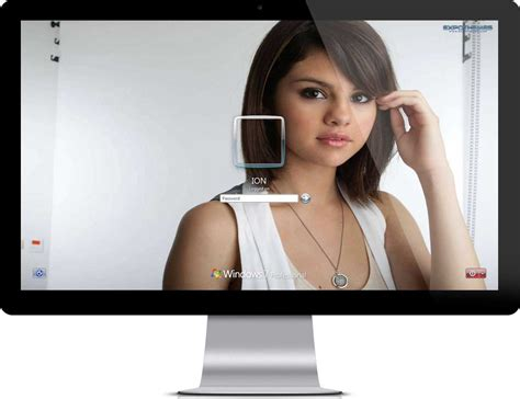themes for windows 7 bollywood actress selena gomez windows 7 and windows 8 theme