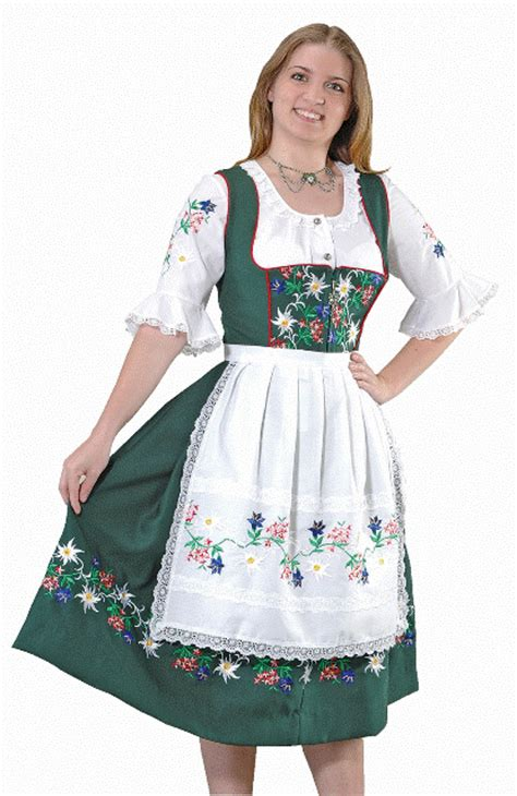 authentic german dirndl dress to rejuvenate your