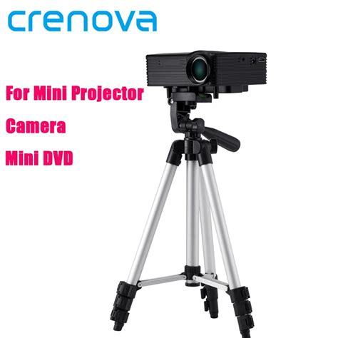 Mini Projector H80 Limited crenova 1060mm portable extendable universal aluminum