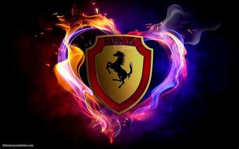 Ferrari Zeichnen by Pin Feuer Pferd Dominopaper 1680x1050 Kostenlos