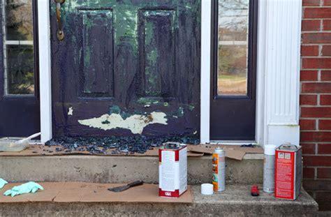 How To Paint Metal Doors by How To Paint A Metal Exterior Door Colortopia