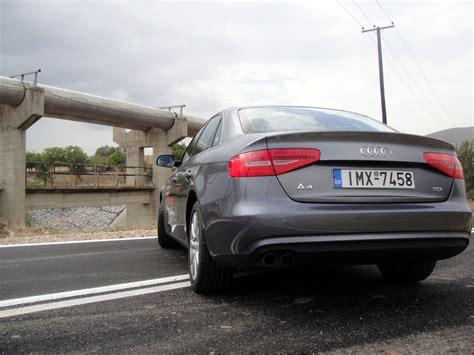 2012 audi a4 hp test drive δοκιμάζουμε το audi a4 2 0 tdi 120 hp