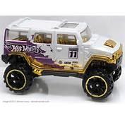 Hot Wheels Hummer H2 2011
