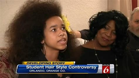 natural hairstyles for 11 year olds report african american girl won t be expelled over her