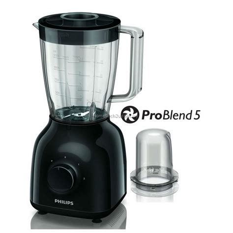philips blender with mill 400w 1 5l hr 2108