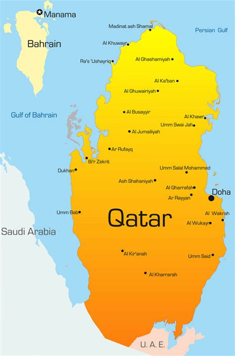 where is doha on world map turks sign deal with qatar for base in qater