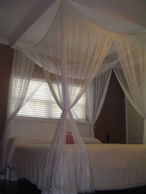 canopy over bed canopy bed gee what a wedding pinterest