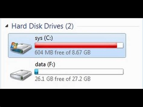 drive c penuh cara uh mengatasi local disk c atau drive c penuh hd