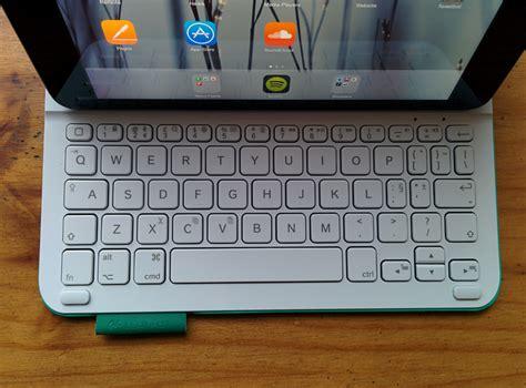 Logitech Ultrathin Keyboard Folio For Mini logitech ultrathin keyboard folio for mini review