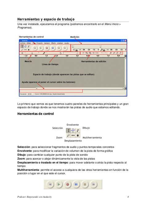 tutorial blogger en español descargar manual de audacity en espa 195 177 ol gratis putu merry