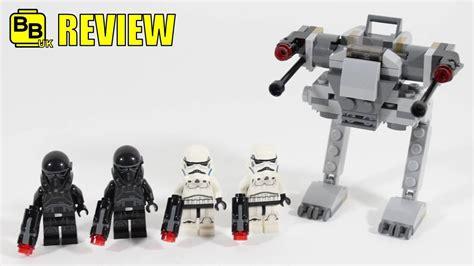 Lego Starwars 75165 Imperial Trooper Battle Pack lego wars imperial trooper battle pack 75165 set