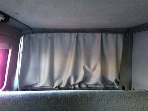 eurovan curtains replacement rear curtain for 1995 2003 eurovan cer by