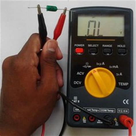 zener diode test multimeter zener diode test multimeter 28 images how to test a diode electronic circuits and diagram