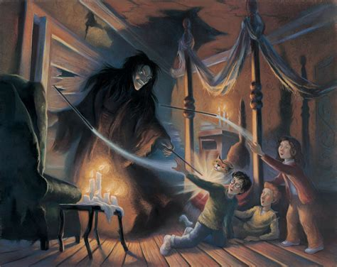 hex j and the magic glass books 16 quot harry potter quot illustrations from the books artist