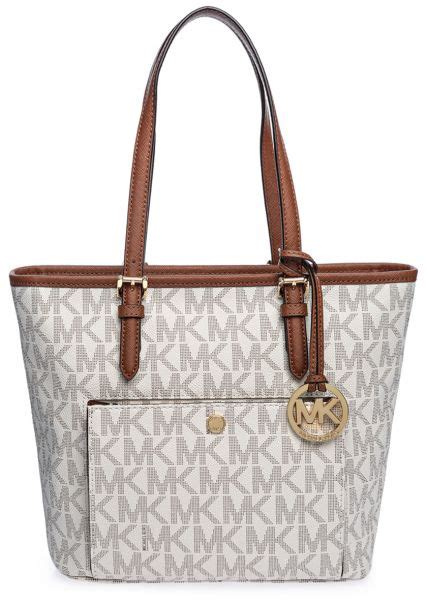 Tas Michael Kors Bag In Bag buy michael kors faux leather bag for white