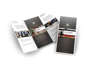 Cool Brochure Templates by Cool Brochure Templates 2 Best Agenda Templates