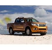 Nissan NP300 Frontier 2016 Llega A M&233xico Desde $284900