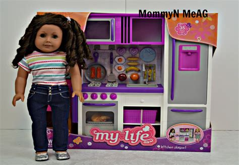 american doll kitchen set american my as kitchen play set opening