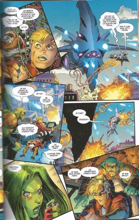 Marvel Comics Les Gardiens De Les Gardiens De La Galaxie Marvel Now Bd