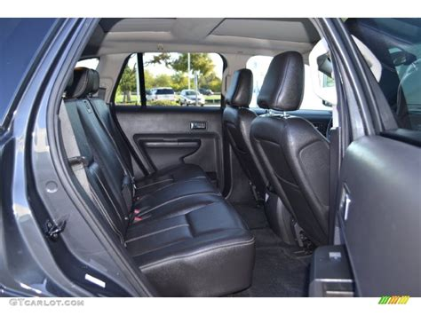 2007 Ford Edge Interior by Charcoal Black Interior 2007 Ford Edge Sel Plus Awd Photo