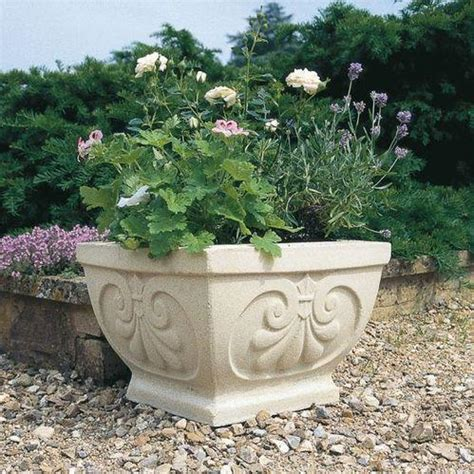Grc Planter Boxes by Grc Planters Grc Garden Planter Manufacturer From Mumbai