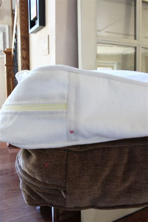 sewing couch cushion covers how to slip cover a sectional 58 sewing pinterest