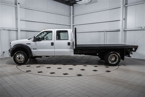 2006 Used Ford Super Duty F 550 DRW F 550 CREW CAB 4X4