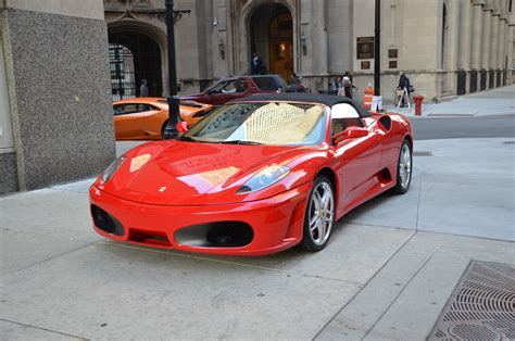 2009 f430 for sale 2009 f430 spider stock b706a for sale near